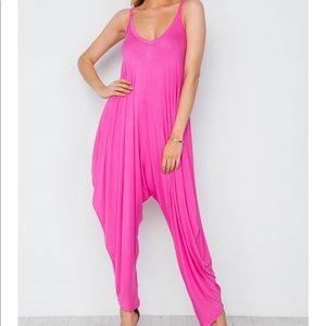 Arrived 😆💕Pretty in Pink Cami Romper 💕
